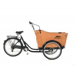 Child transport trike Cangoo Scoobi Electric