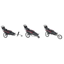 KidsCab Max Special needs bike trailer stroller jogger
