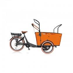 KidsCab Camber electric cargo bike