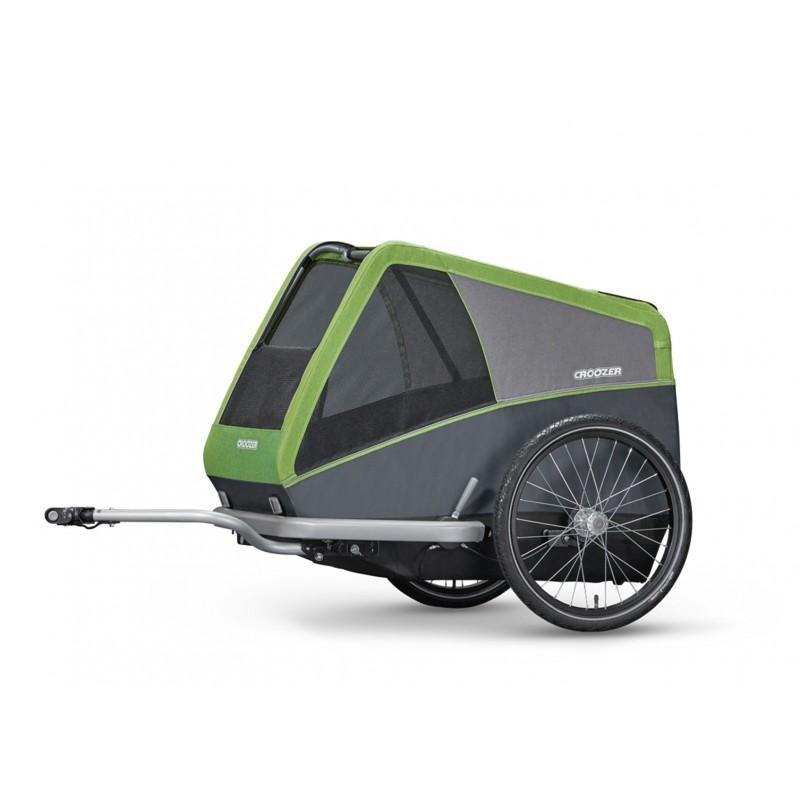 croozer dog xl bike trailer. Black Bedroom Furniture Sets. Home Design Ideas