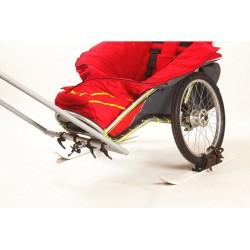 KidsCab handicap ski & trekkingset