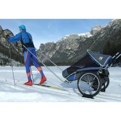 KidsCab special needs bike Cross-Country Skiing Kit