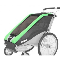 Thule Chariot 2in1 cover Cheetah 1