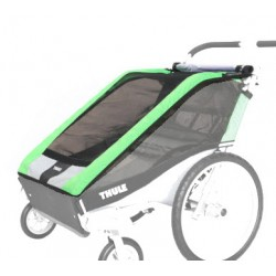 Thule Chariot 2in1 cover Cheetah 2