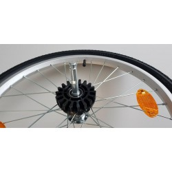 Vantly bike trailer wheel 20 inch till 2014