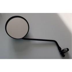 Zijspiegel voor fiets zwart 8mm