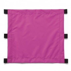 Croozer kid for sun cover Pink
