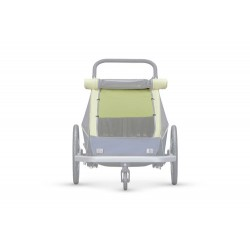 Croozer kid for sun cover Lemon green