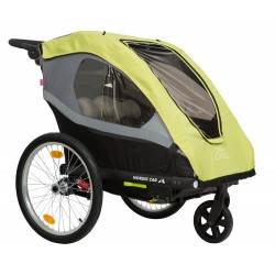 Nordic Cab Active bike trailer and stroller