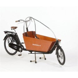 Bakfiets.nl Cargobike short & long folding sticks