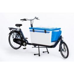 Bakfiets.nl Cargobike long koelbox