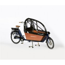 Bakfiets.nl Cargobike long huif extra hoog