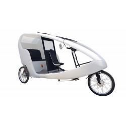 KidsCab Velotaxi taxifiets