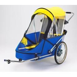 Wike remorque vélo pour handicapés adultes