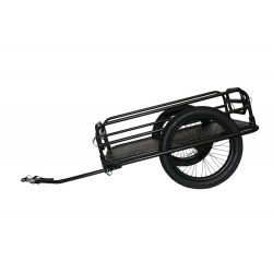 KidsCab Super Cargo bicycle trailer