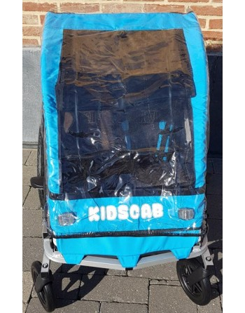 KidsCab Cares rain cover