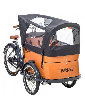 Babboe curve rain tent