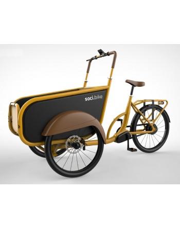 Soci.bike triporteur...