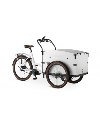 KidsCab Cares 4 cargo bike