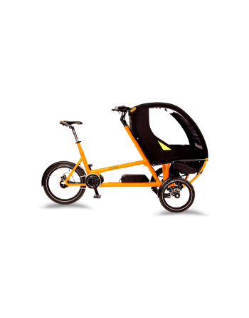 Chike kids cargo bike electric