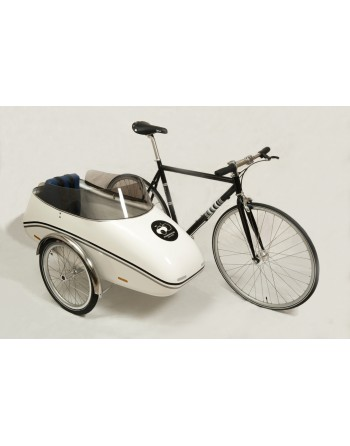 Scandinavian side bike Fiber