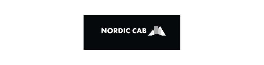 Nordic Cab bike trailers