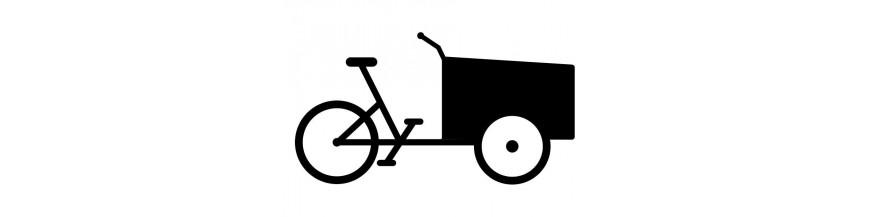 KidsCab child transportbike accessories