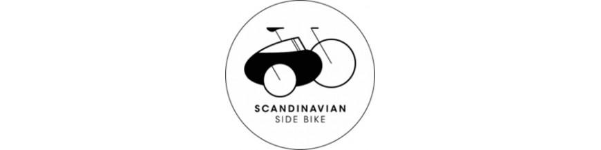 Scandinavian side bike fietskar