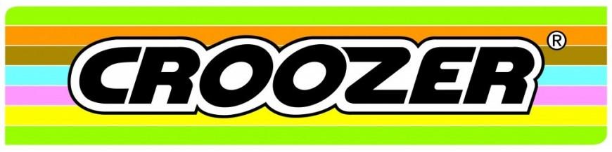 Croozer dog bike trailer